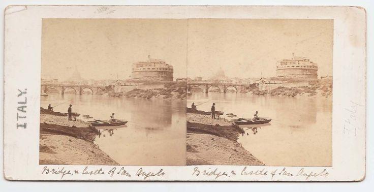 Bridge and Castle of Sant'Angelo