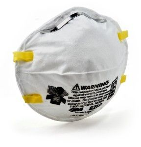 N95 Respirators Dust Protection Safety  Mask