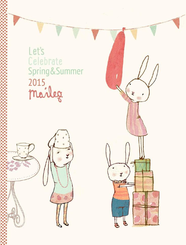 Maileg Spring Summer 2015 Catalogue Look at all the new product in our latest catalogue