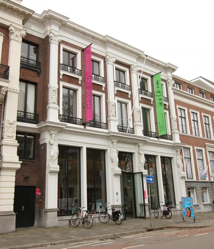 Museum voor Communicatie   Zeestraat 80-82  2518 AD Den Haag