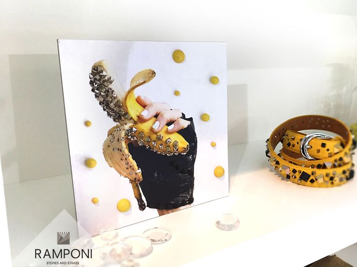 #ramponi fruits studs borchie