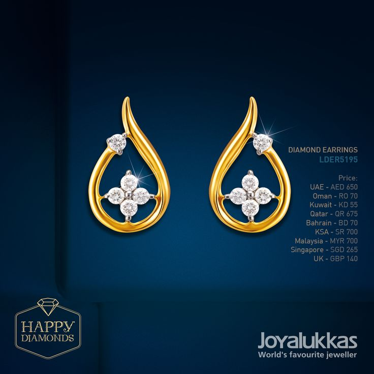The 16 best happy diamonds from joyalukkas images on pinterest find this pin and more on happy diamonds from joyalukkas by joyalukkas jewellery mozeypictures Images