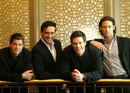 Il Divo: A Musical Affair 11/07/2013 8:00PM Marquis Theatre - NY New York, NY