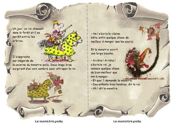 tapuscrit-le-monstre-poilu-texte-2-henriette-bichonnier-pef-cycle-2