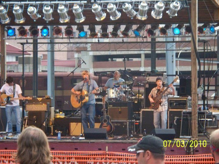 Bill deasy band at show in altoona pa