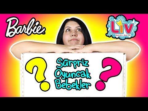 Dev Sürpriz Oyuncak Bebek Kutusu Alışverişim - Eski Barbie Çılgınlığı - Barbie izle - Oyuncak Yap - YouTube