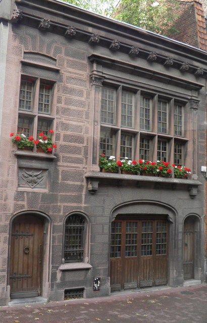 Maison maçonnique, à Lille