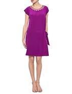 Megan Park Chiquita Silk Crepe Dress  #Fashion #davidjones #MeganPark #silk #dress #style