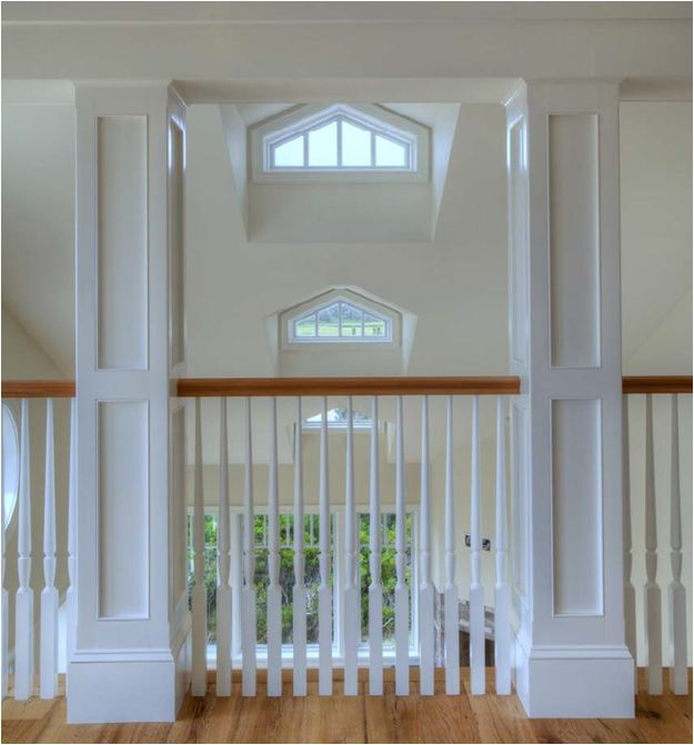 cover the all the support posts in the house with something like this?