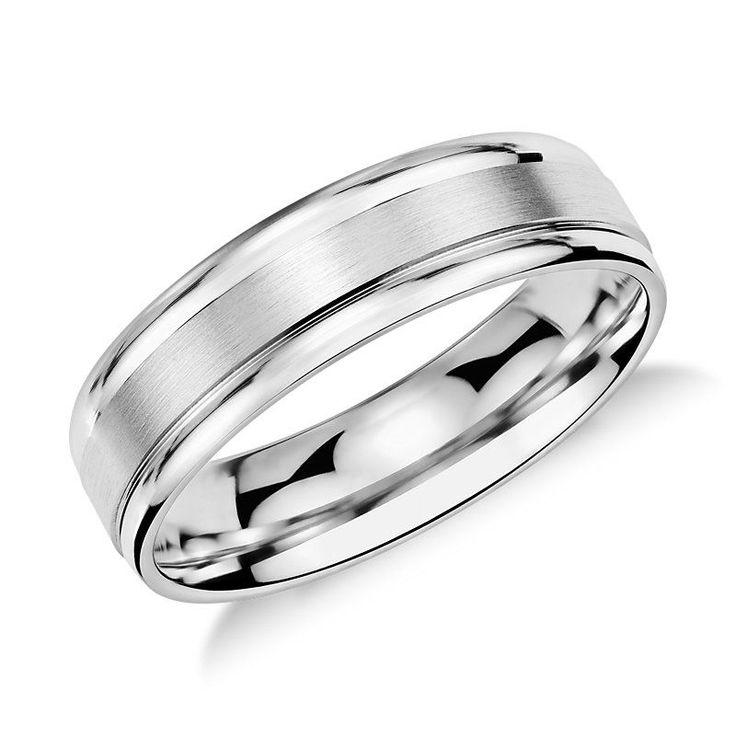 13++ Zales mens wedding band platinum info
