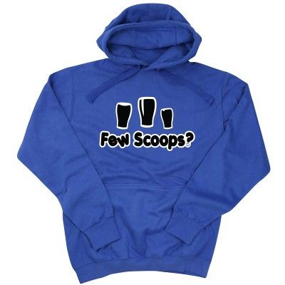 Few Scoops (Unisex Hoodie) by Hairybaby