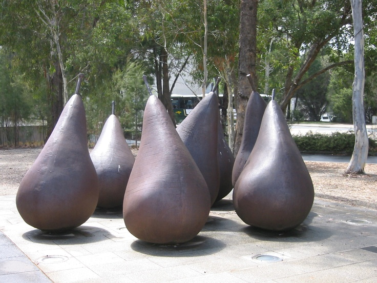 Sculpture in the Gardens - Canberra- National Art Gallery