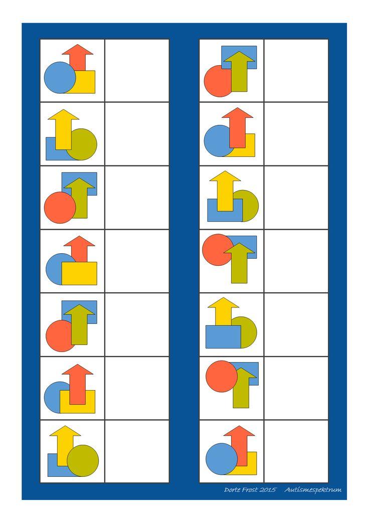243 besten Arbeitsmaterial Bilder auf Pinterest | Autismus, Sprachen ...