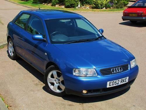 2002 Audi A3 1.8T