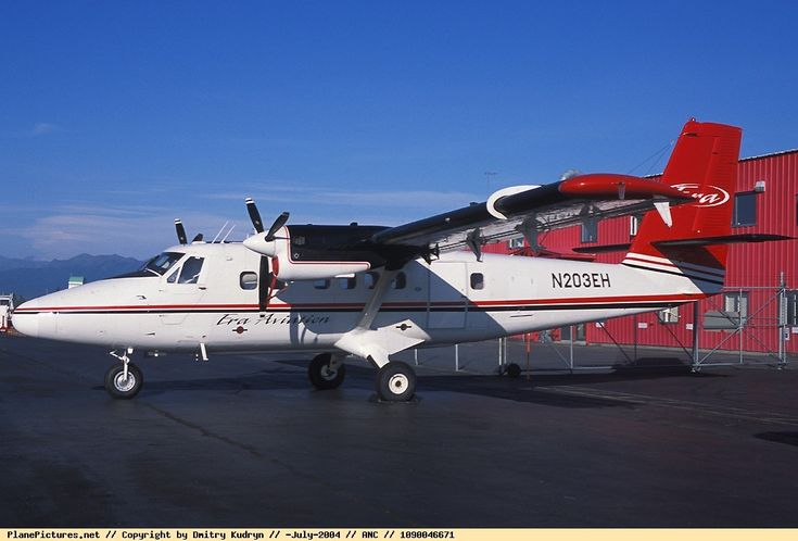 Photo Era Aviation De Havilland Canada DHC-6-100 Twin Otter N203EH