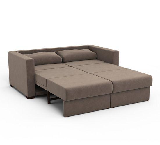 25 melhores ideias sobre sof cama casal no pinterest - Sofas pequenos medidas ...