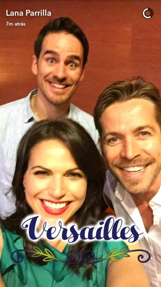 Lana, Colin and Sean - Fairy Tales IV - June 2016