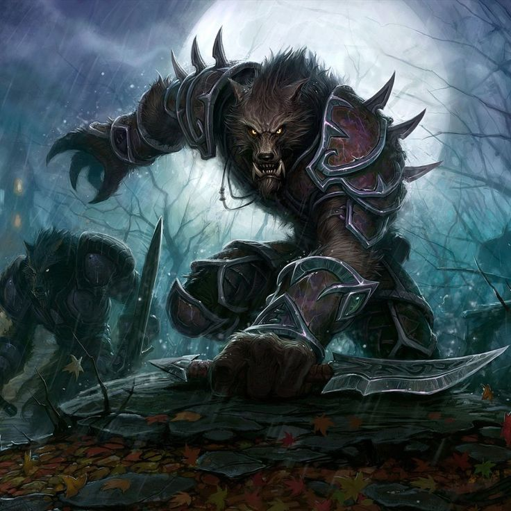 """Many believe that a treatment for the worgen curse may exist, although others have nearly given up, fearful that if the barricades should fall, their humanity will be lost forever."""