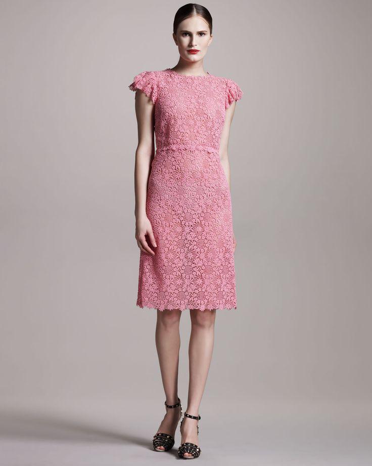 Valentino Dress Lace Google Search