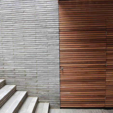 Detalle ladrillo-madera Galería - En Detalle: Belsize Crescent / Studio 54 Architecture - 9
