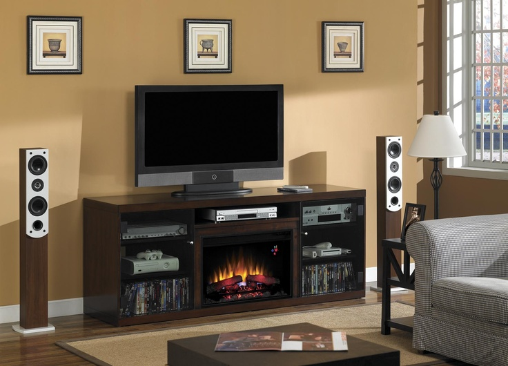 43 best ClassicFlame Electric Fireplace TV Stands images on ...