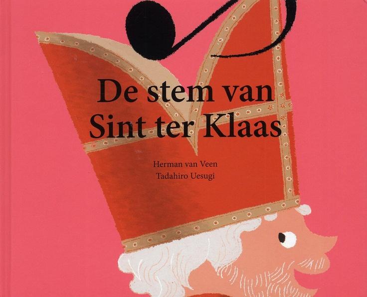Herman van der Veen - De stem van Sint ter Klaas