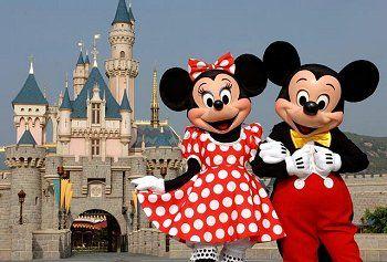 Disneyland - Hong Kong