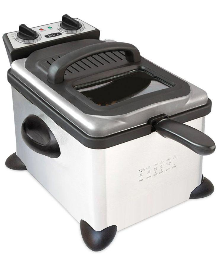 Bella 14406 4.5-Liter Deep Fryer
