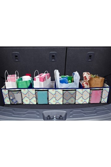 For the back of the car, so my groceries won't roll around! I need this!Ideas, Shops Trunks, Trunks Organic I, Perry Ocean, Drive Shops, Cars, Organizers, Products, Ocean Drive