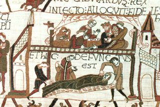 Why did william win the battle of hastings in 1066