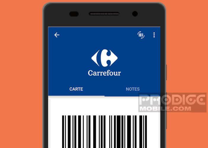 Presenter L Application Stocard A La Caissiere De Votre Magasin