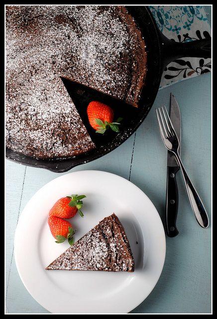 Chocolate Dutch Baby!: Dutch Baby S, Chocolates, Dutch Cake, Chocolate ...