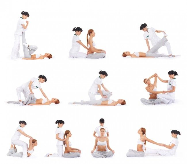 The traditional Thai massage is different from Western massages as it mainly focuses on circulation and pressure points, which help promote internal health and heal many symptoms caused from cramped muscles. This classic Thai massage is also known as Thai Yoga massage as the recipient will be placed on a mattress on the floor and the practitioner will use his or her whole body from hands, knees, legs to feet to stretch the muscles and release pressure from the body.