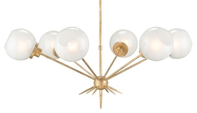 Shelly Chandelier | Currey & Company