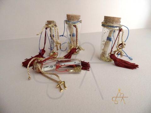 Handmade new year charms-χειροποιητα γουρια