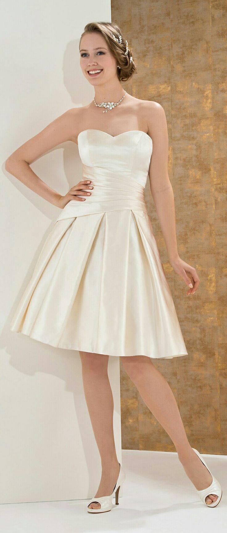 17 besten WEDDING DRESS IDEAS Bilder auf Pinterest   Hochzeitskleid ...