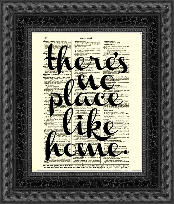 there 39 s no place like home wizard of oz quote antique. Black Bedroom Furniture Sets. Home Design Ideas