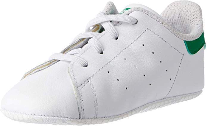 Adidas Stan Smith Sneakers Jungen Madchen Unisex Baby Weiss Grun Grosse 16 Bis 21 Adidas Stan Smith Stan Smith Sneakers Adidas Stan