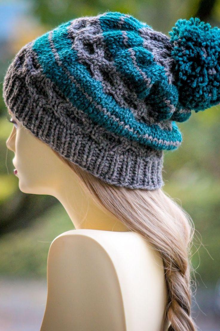 1430 besten Slouch Hats Bilder auf Pinterest | Häkelmützen, Lässige ...