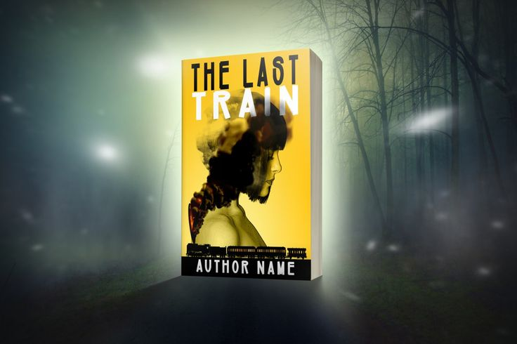 The Last Train- Print Predesigned book cover www.dropdeaddesigns.com  #bookcovers #custombook #ilovebooks #bookstagram #indieauthor #indiewriter #iwrite
