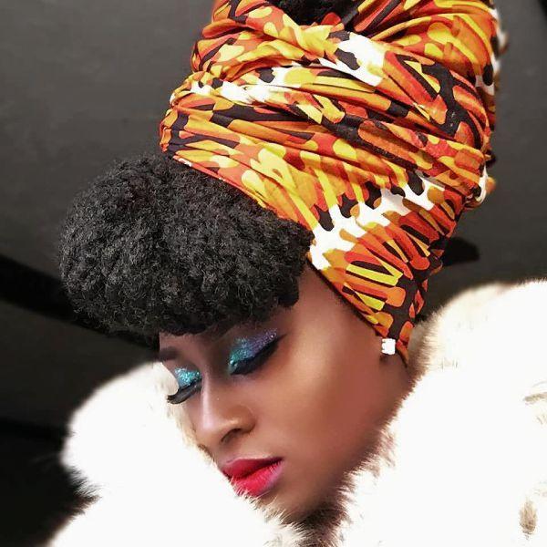 STYLECASTER | Ways to Wear Headwrap