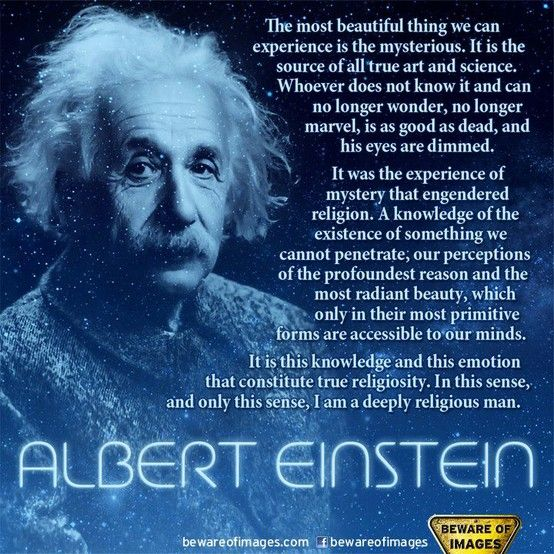 Albert Einstein On Religion ..*