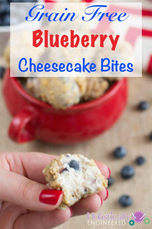 Blueberry Cheesecake Bites | Recipe | Blueberry Cheesecake, Cheesecake ...