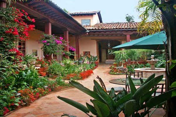 La Casa Encantada Enchanted Home hidden oasis in Patzcuaro Mexico