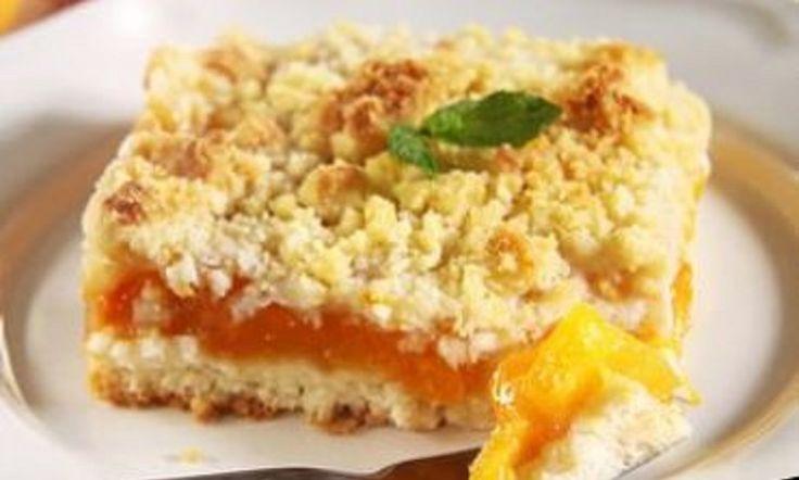 Beste Rezeptesammlung: Marillen-Streuselkuchen
