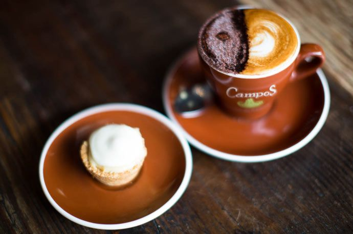 Dark Horse Espresso - best coffee in Newcastle