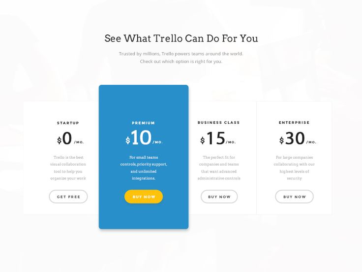 Best Pricing Images On   Ui Ux A Project And Design Web