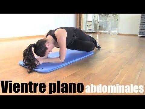 Vientre plano: Rutina de ejercicios de Abdominales