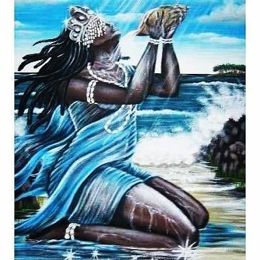 SUBSTÂNCIA E APARÊNCIA: Yemanjá era negra e Nossa Senhora Aparecida era branca - Dia 2 de fevereiro e dia 12 de outubro #cor #santa #nossasenhora #aparecida #yemanja #cultura #branca #negra #brasil
