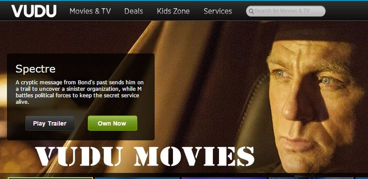 Vudu Movies Rent Movies Online At Www.Vudu.Com